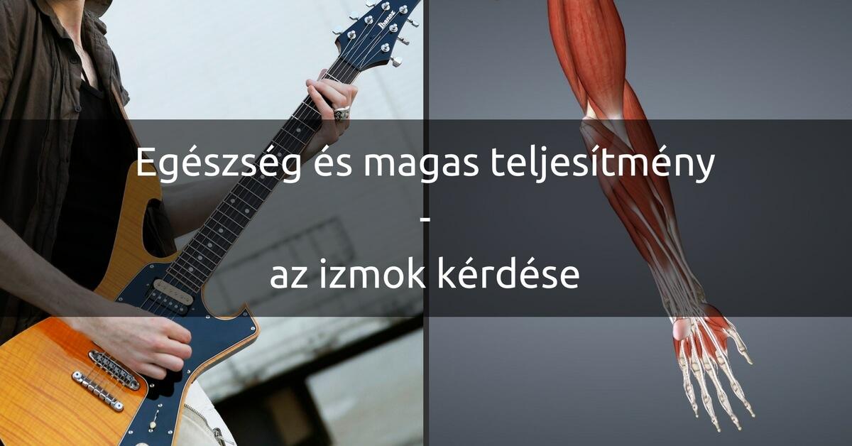 ízületi fájdalom egy gitáron)