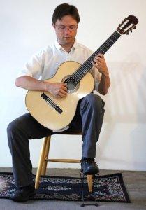 gitár helyes ülés